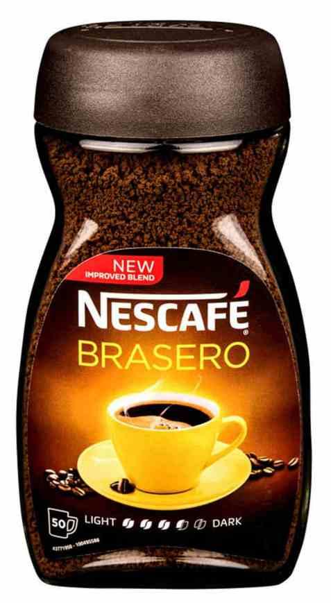 Bilde av Nescafe Brasero 100gr.