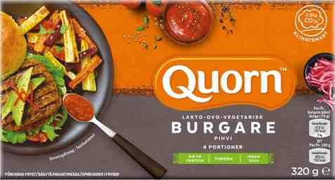 Bilde av Quorn burgere 320gr.