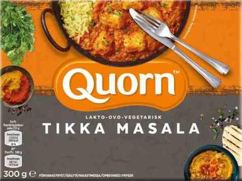 Bilde av Quorn Tikka masala 300gr.