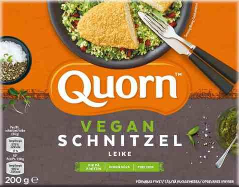 Bilde av Quorn vegan schnitzel 200gr.