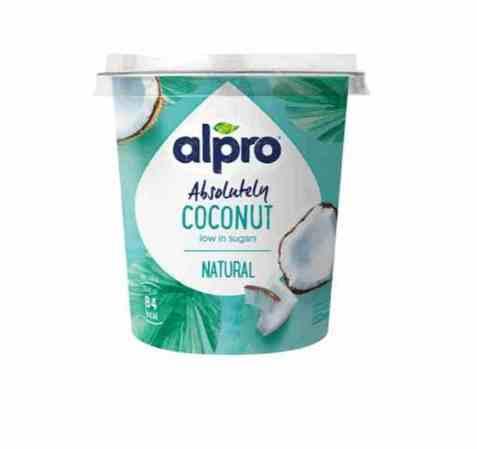 Bilde av Alpro absolutely coconut naturell 350gr Original.