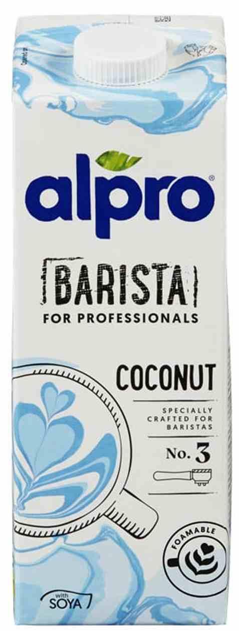 Bilde av Alpro kokosdrikk barista professional.