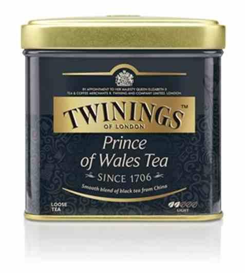 Bilde av Twinings Prince of Wales løsvekt.