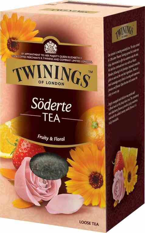 Bilde av Twinings Summer Garden 200 gr.