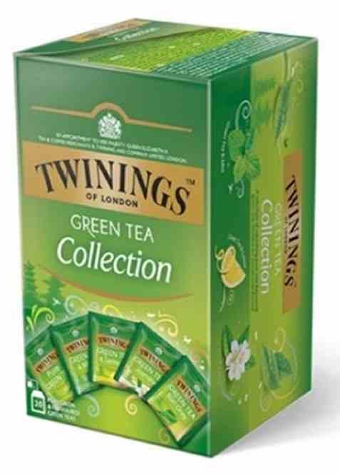 Bilde av Twinings Grønn Te collection.