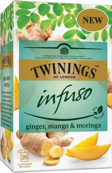 Bilde av Twinings Infuso Ginger, Mango&Moringa.