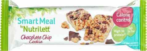 Bilde av Nutrilett bar Chocolate Chip Cookie.