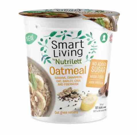 Bilde av Nutrilett oatmeal banan 50gr.