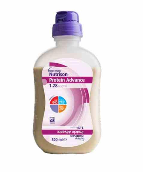 Bilde av Nutricia Nutrison Protein advance.
