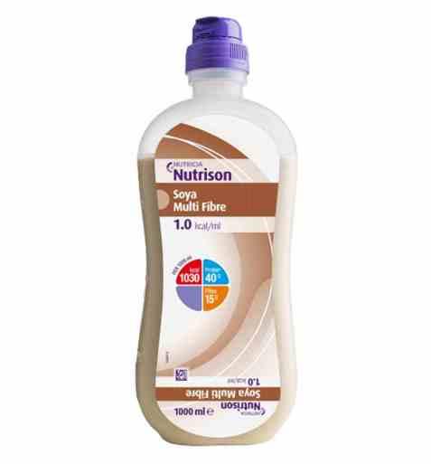 Bilde av Nutricia Nutrison Soya multi fibre.