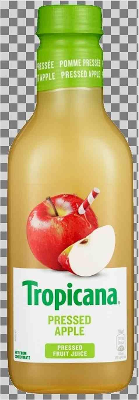 Bilde av Tropicana presset eple 0,9l.