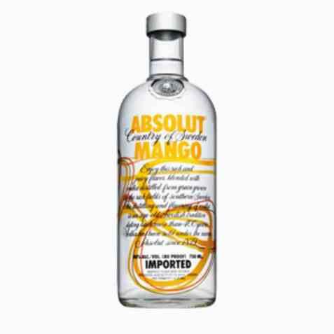 Bilde av Absolut mango Vodka.
