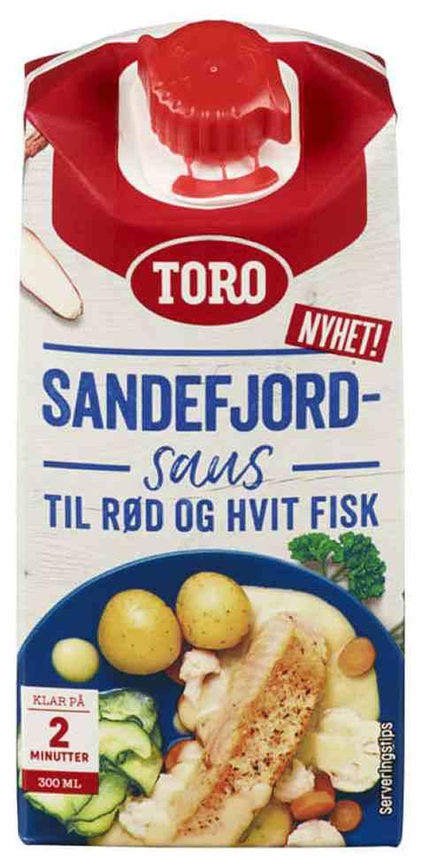 Bilde av Toro ferdig sandefjordsaus.