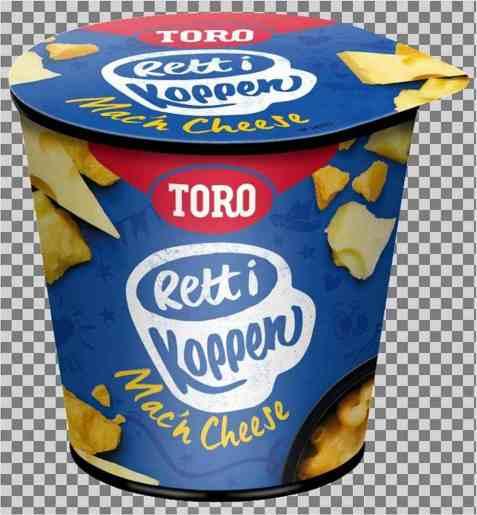 Bilde av Toro Rett i Koppen RIK Mac n