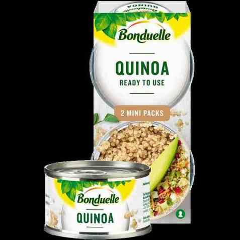 Bilde av Bonduelle quinoa.