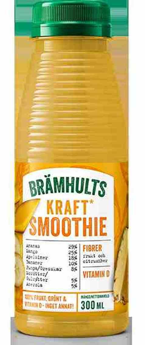 Bilde av Bramhults kraft smoothie.
