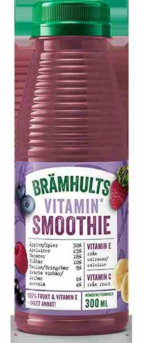 Bilde av Bramhults vitamin smoothie.