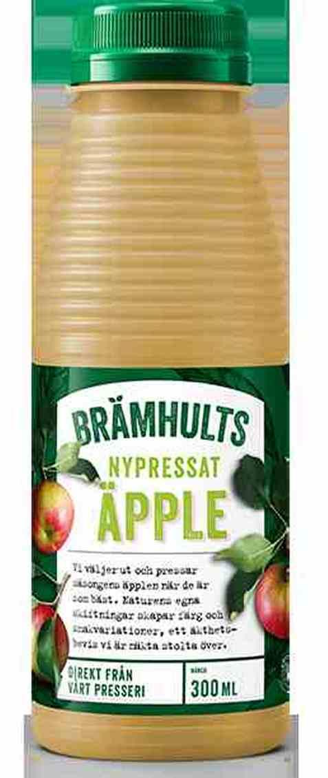 Bilde av Bramhults nypresset eple.