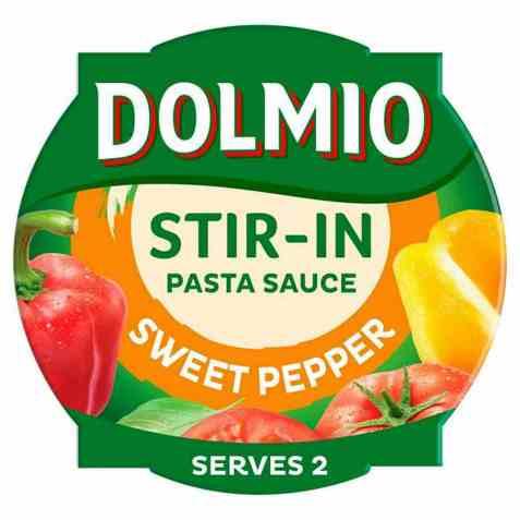 Bilde av Dolmio stir in sweet pepper.