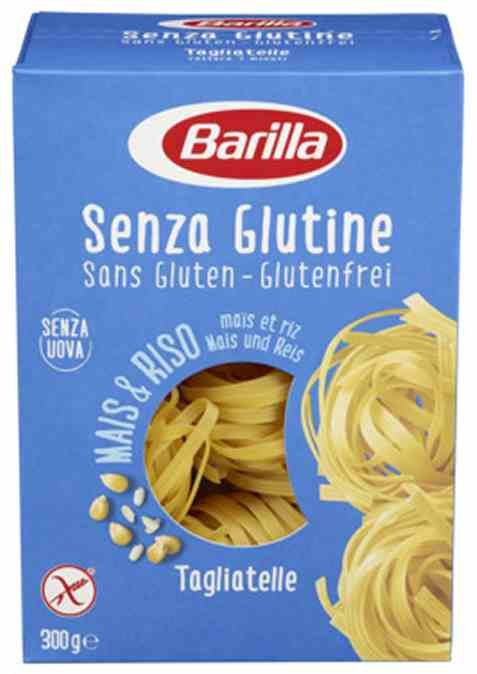 Bilde av Barilla tagliatelle glutenfri.