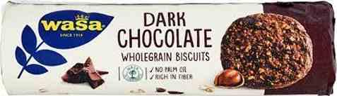 Bilde av Wasa Dark Chocolate.