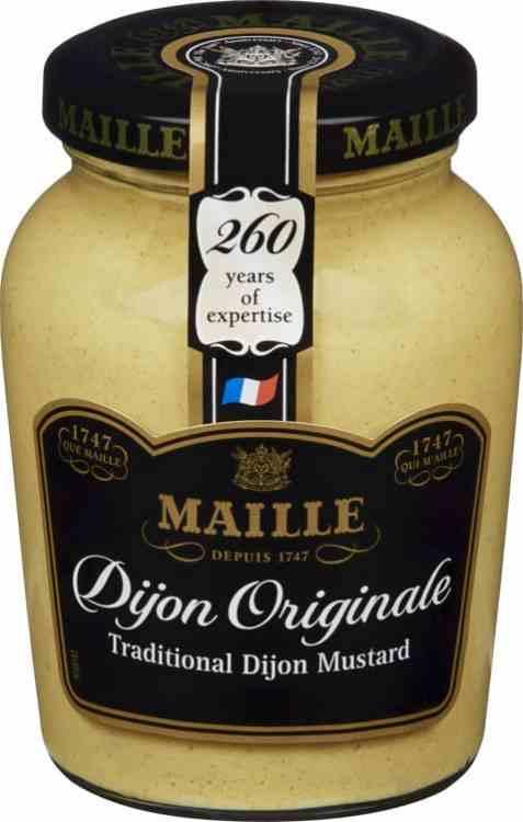 Bilde av Maille Dijon Original 215gr.