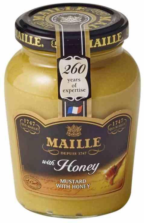 Bilde av Maille Honey Dijon Sennep 230g.