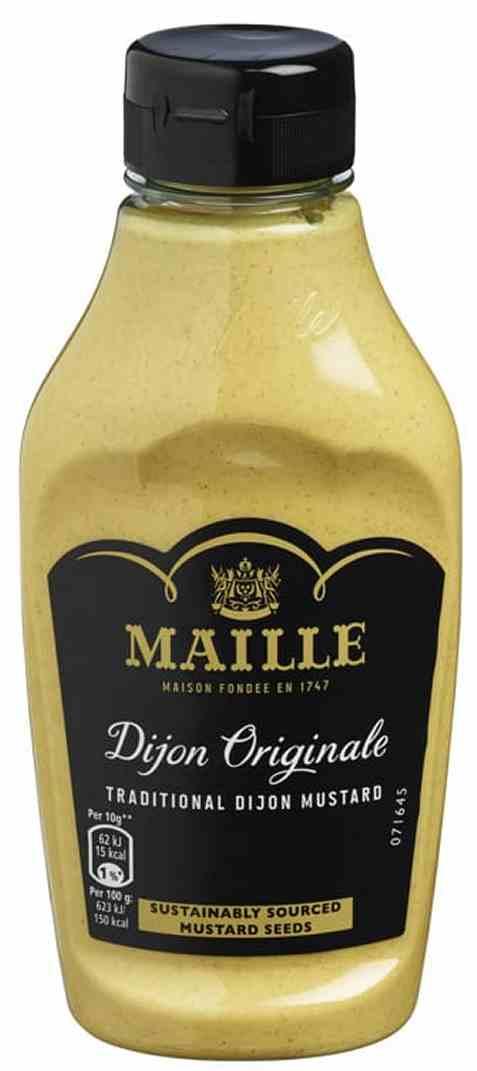 Bilde av Maille Dijon Original squeezy 245gr.