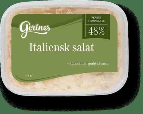 Bilde av Gorines italiensk salat 200gr.