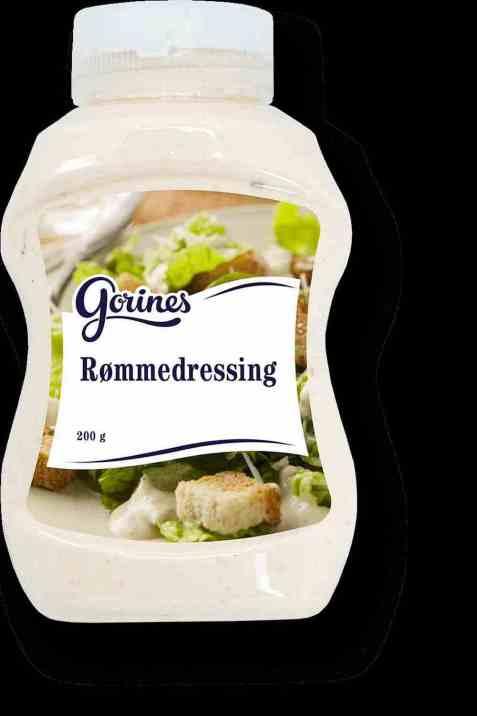 Bilde av Gorines rømmedressing.