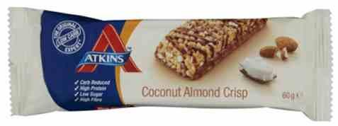Bilde av Atkins Bar Coconut Almond Crisp.