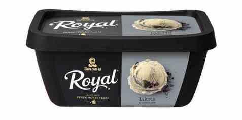 Bilde av Diplom-is Royal lakris og sjokolade.