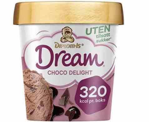 Bilde av Diplom-is dream choco delight.