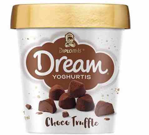Bilde av Diplom-is dream Choco Truffles.