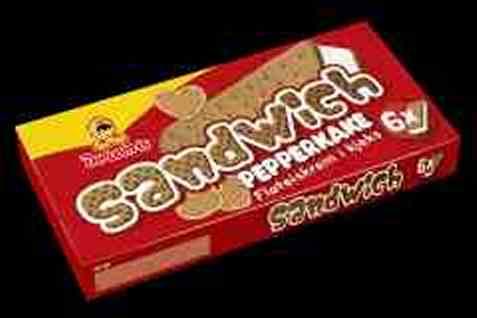 Bilde av Diplom-is Sandwich Pepperkake 6stk.