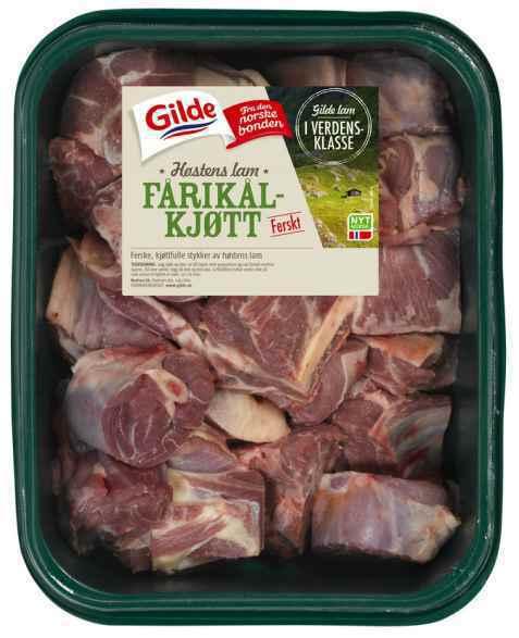 Bilde av Gilde Fårikålkjøtt av lam.