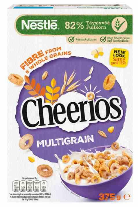 Bilde av Nestle Cheerios multi 375gr.