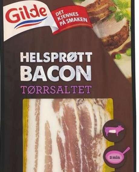 Bilde av Gilde Helsprøtt bacon.