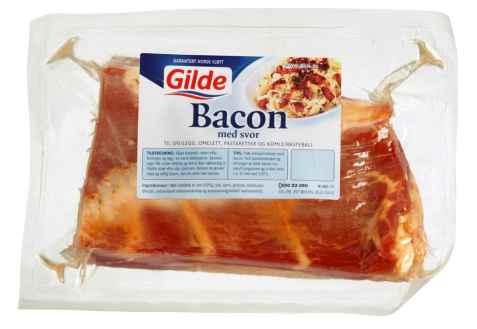 Bilde av Gilde Bacon med svor.