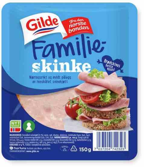 Bilde av Gilde Familieskinke.