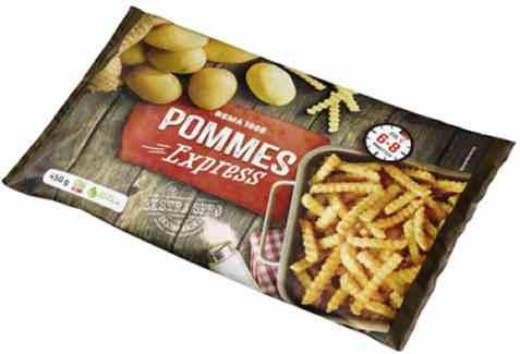 Bilde av Rema 1000 Pommes Express 450gr.