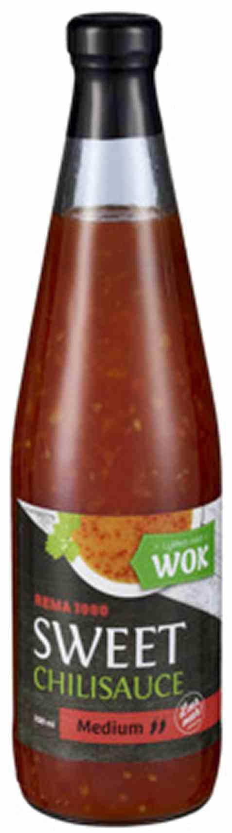 Bilde av Rema 1000 Sweet Chili Saus 700ml.