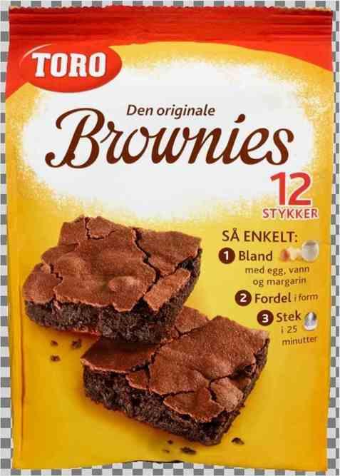 Bilde av Toro brownies.