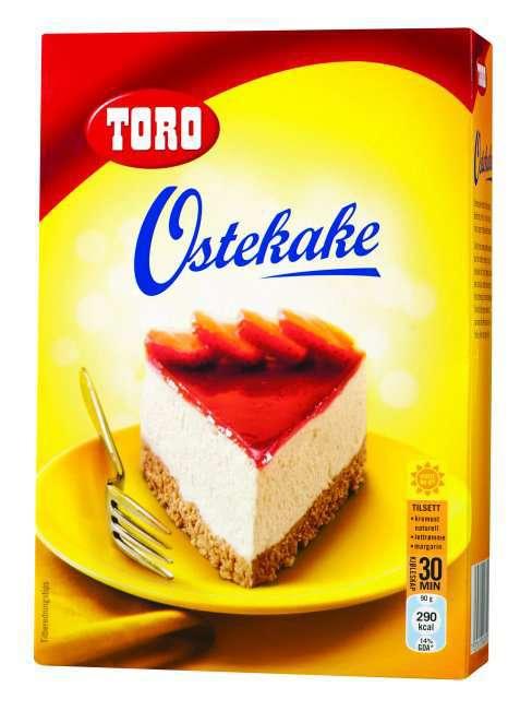 Bilde av Toro ostekake.