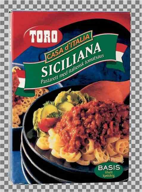 Bilde av Toro siciliana tilberedt.