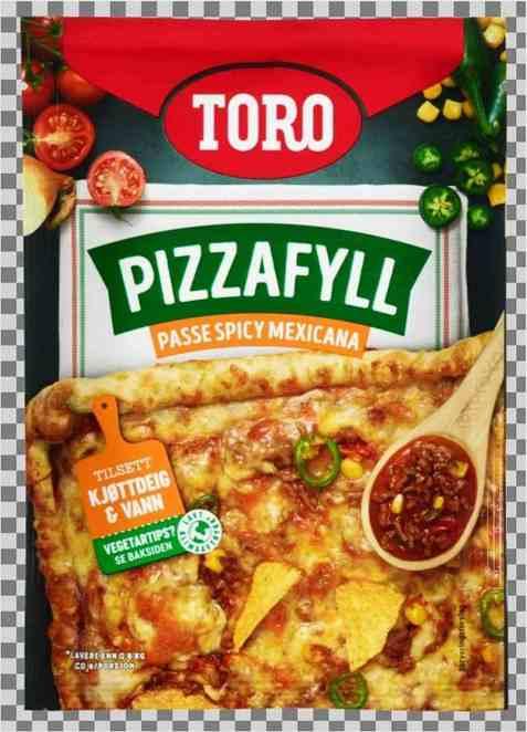 Bilde av Toro pizzafyll mexicana.