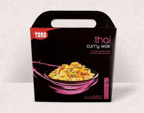 Bilde av Toro thai curry wok.