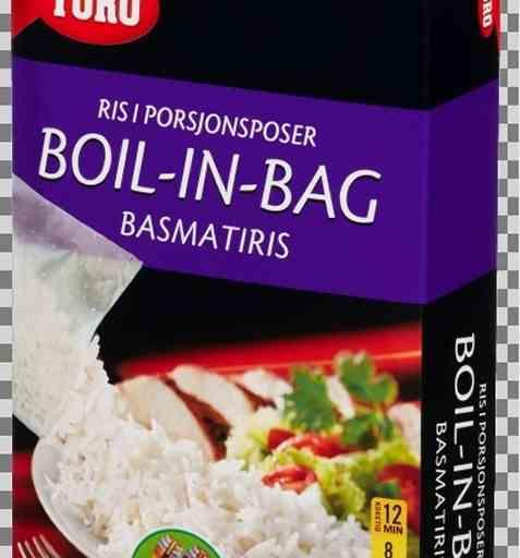 Bilde av Toro Boil in bag basmatiris.