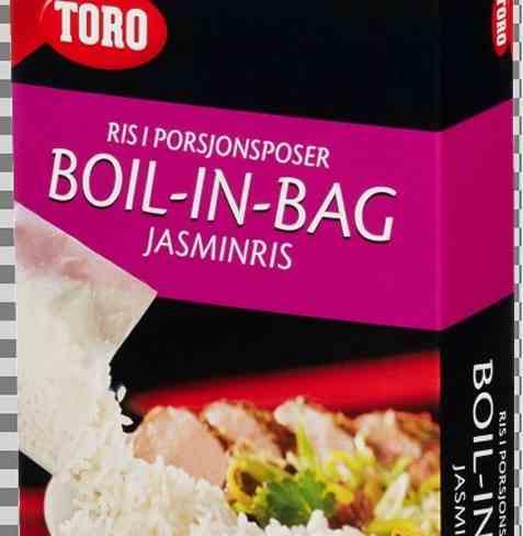 Bilde av Toro Boil in bag jasminris.