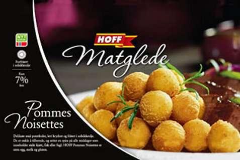 Bilde av Hoff Matglede Pommes Noisettes.